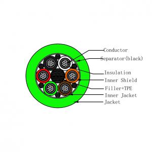 EC206S-001 cutting diagram