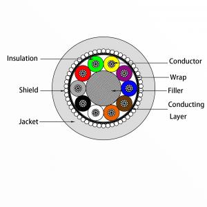 EC210S-003 cutting diagram