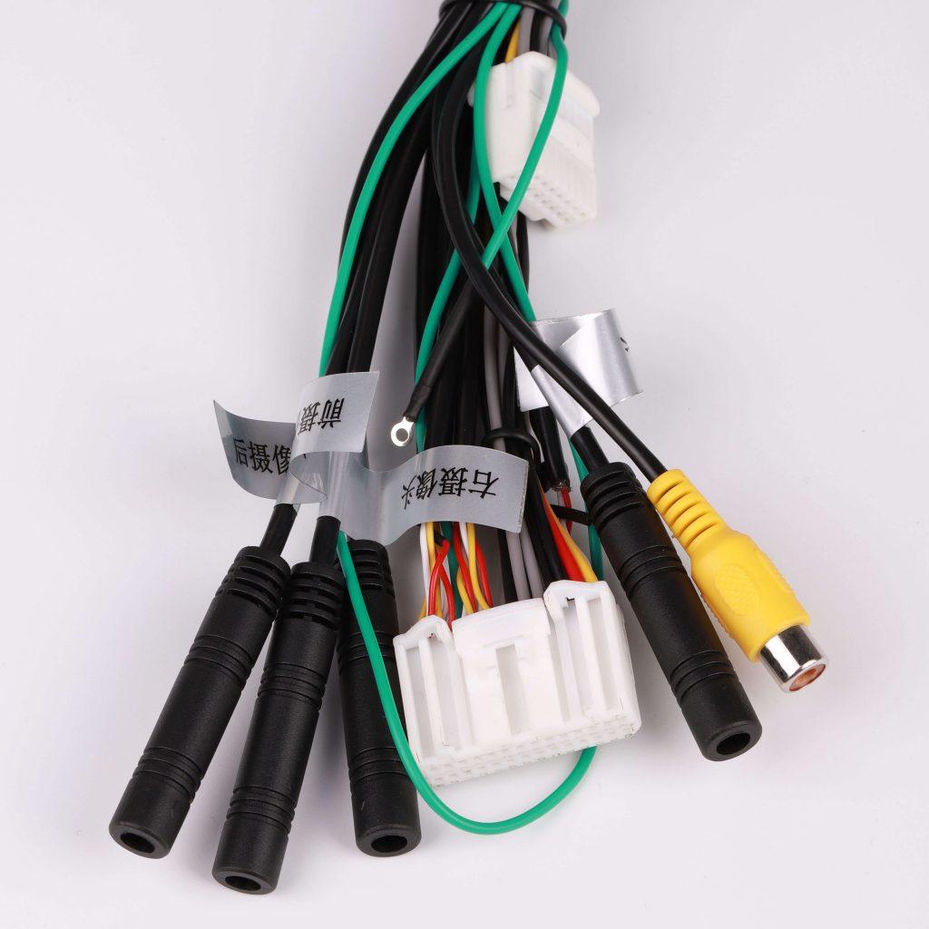 automotive-wire-DE2330V2-28pinBMW-4Pin16pinRAC-female