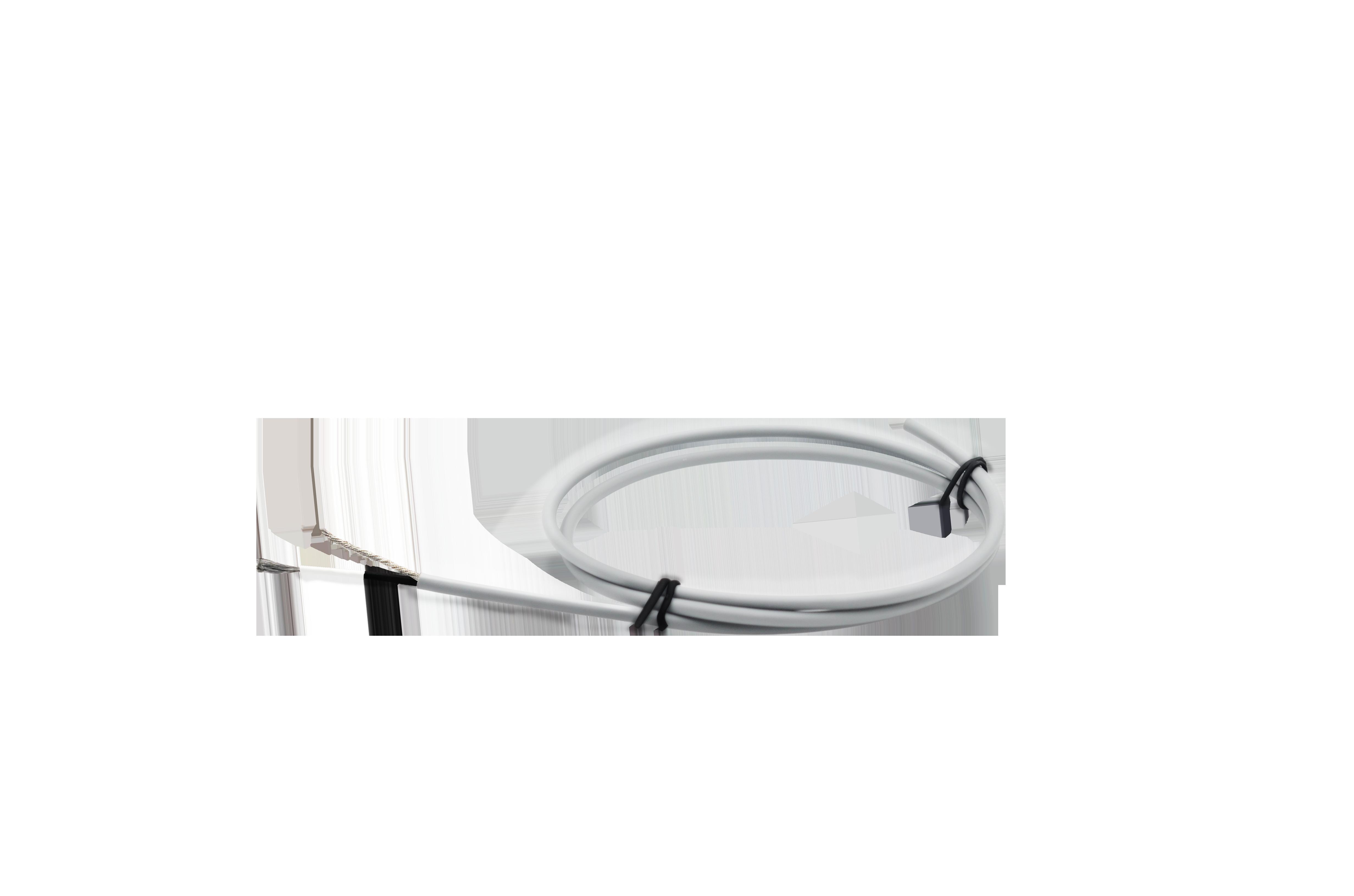 Durable Carbon Fiber ECG cable