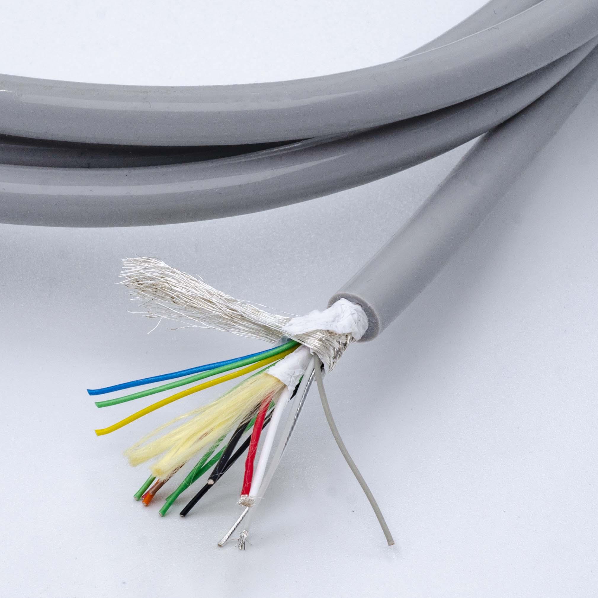 Reusable Silicone ESU cable