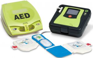 AED cable application-Cable for Pads/Gel