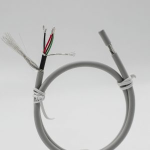 5 Lead ECG Cable Spiraling Shielded With Drain Wire for Mindray 5 leads ECG cable.This 5 leads ECG cable is equipment with drainwire lined to t he conducting layer