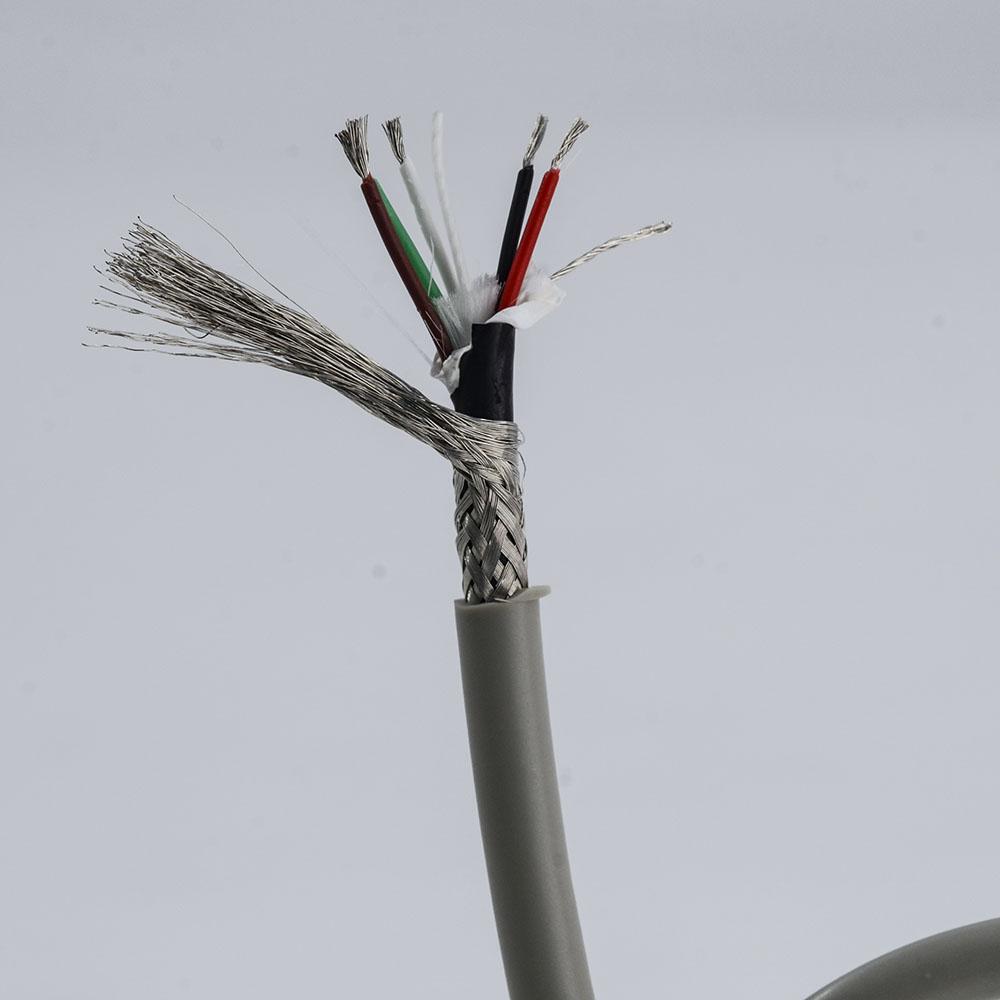 5 Lead ECG cable EC205S-004 image