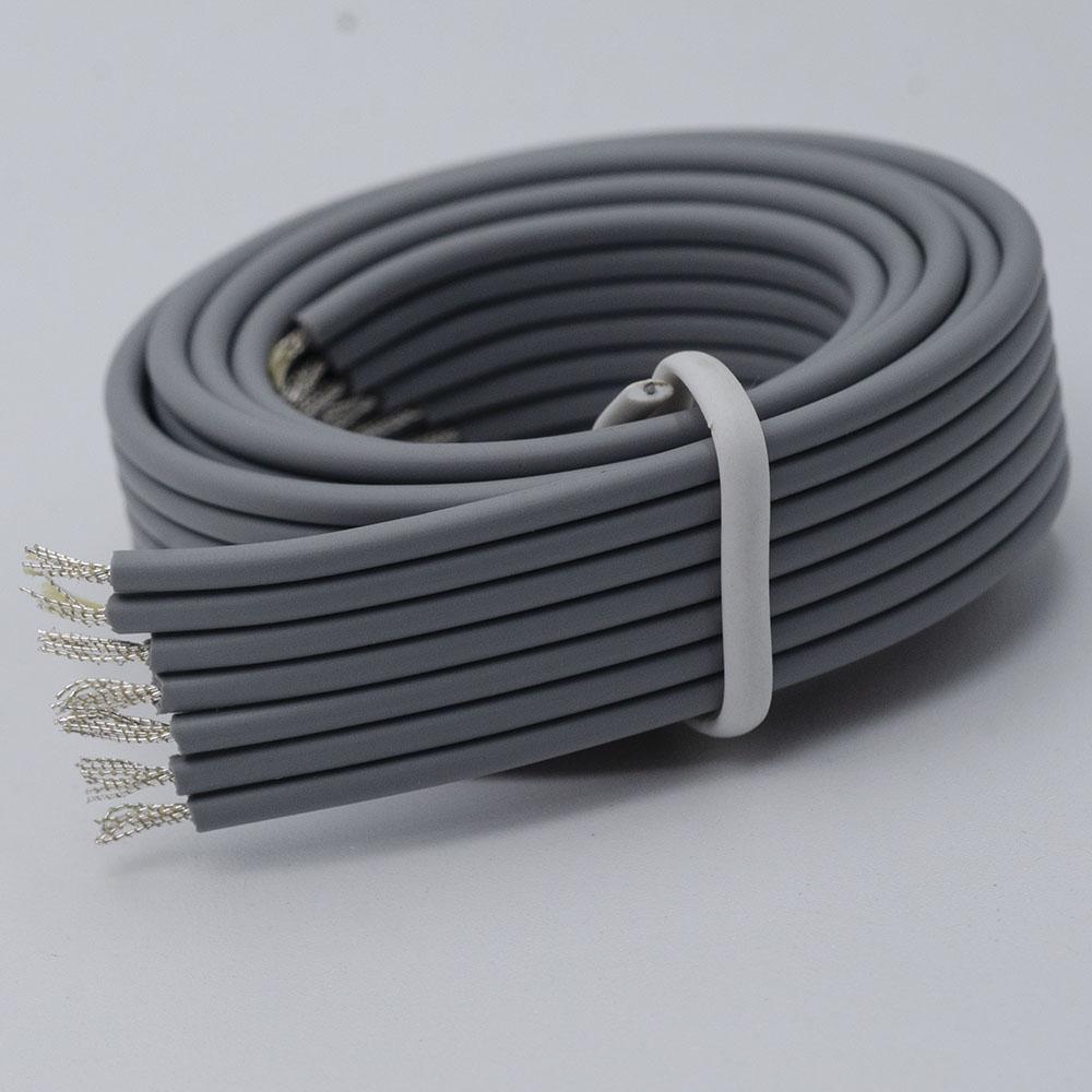 7 Lead Flat Ribbon Tinsel lead wire