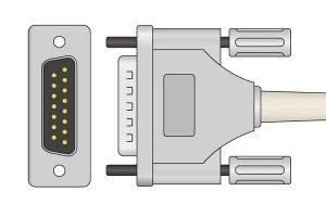 Schiller No Resitance ECG cable Plug