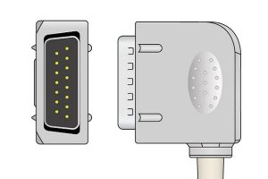 KENZ No Resistance ECG plug