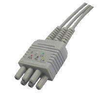 Colin ECG leadwire connector