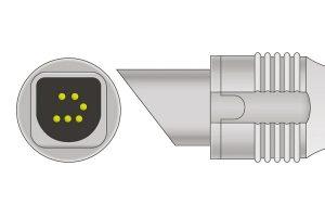 Novametrix 6 Pins SPo2 Sensor connector
