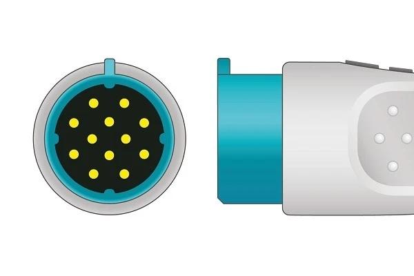 MEDTRONIC PHYSIO CONTRO 10 K Resistance Plug