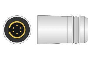 Colin 6 pin Male ECG Connector