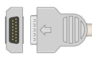 Marquette ECG Plug