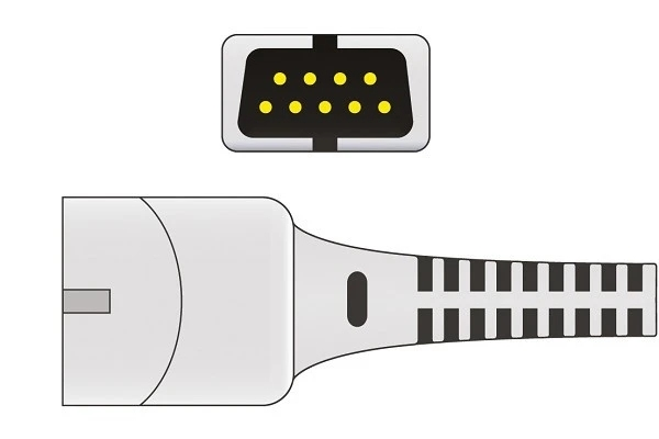 Nellcor 7 Pins SPo2 Sensor connector