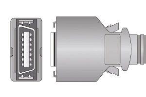 Masimo- 14 Pins SPo2 Sensor connector