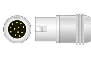 Philip 12 pin ECG Connector-Plug