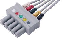 Siemens ECG leadwire connector