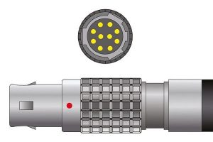 Mennen 10 Pins SPo2 Sensor lemo