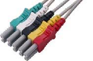 Fukuda Denshi ECG leadwire connector