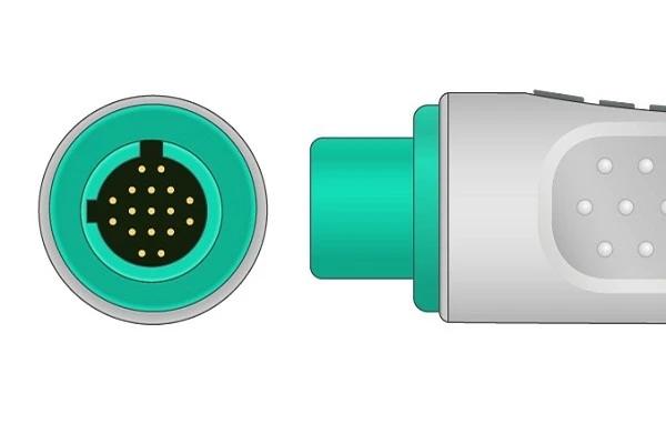 Spacelabs 17 pin ecg connectors