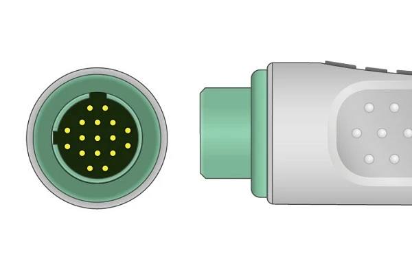 Spacelabs ECG plug
