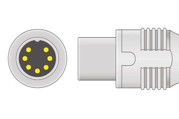 Schiller- 7 Pins SPo2 Sensor Masimo Tech