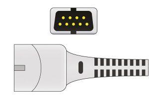 CAS Medica- 7 Pins SPo2 Sensor connector