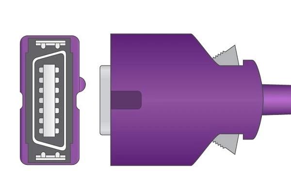 Nellcor Oxi-Max 14Pins SPo2 Sensor connector