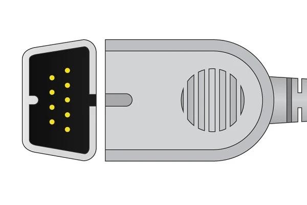 Nihon Kohden 9 Pins SPo2 Sensor connector