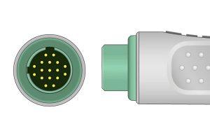 Spacelabs 1 K Resistance ECG plug