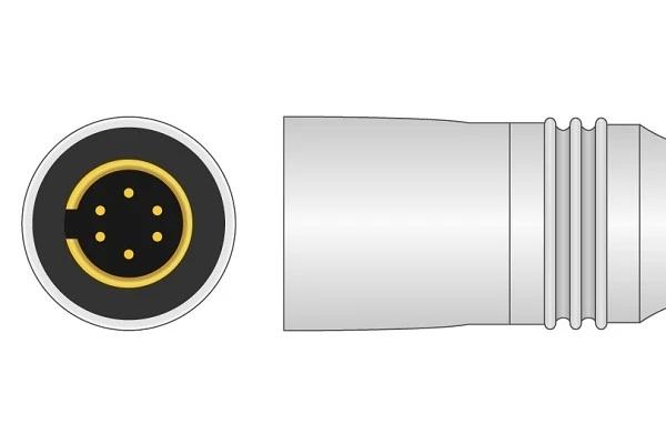 7-1 Colin ECG trunk cable connector -Plug