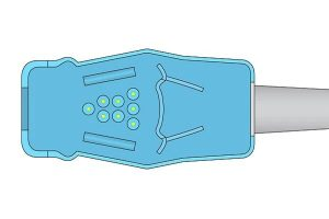 Ohmeda Oxytip 6 Pins SPo2 Sensor connector