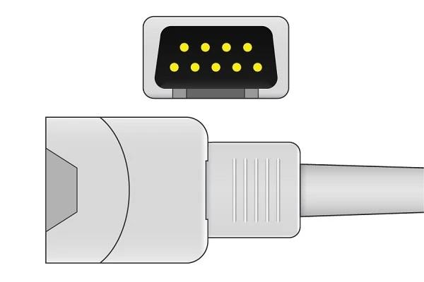 Dolphin 9 Pins SPo2 Sensor connector