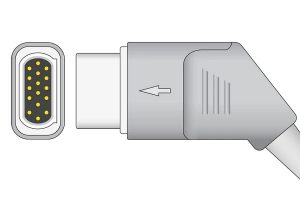 Siemens draeger ECG trunk cable-Plug